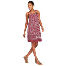 NWT Old Navy High-Neck Tie-Strap Cute Beautiful Swing Summer Dress for W... - $34.99