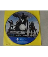 EUC Destiny Sony Playstation 4 PS4 Game Disc Only Free Ship - $13.85