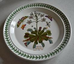 Portmeirion Botanic Garden Venus's Fly Trap Dinner Plate - Vintage 1973 - $71.20