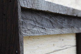 """The Post & Beam Antique Black 3.5""""--(All Sizes) -The Loft Signature Handcrafted  - $24.00"""