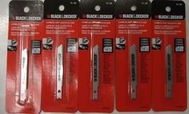 "Black & Decker 75-190 2-7/8"" Length Carbide Grit Jig Saw Blade 1/4"" Shan... - $7.92"