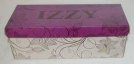 Izzy Mico Slip On Flat Rubber Sole Zebra Print Size Seven image 8