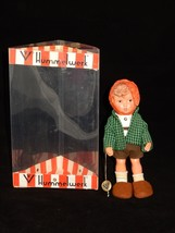 Hummelwerk by W Goebel Oeslau 1966 Vinyl Boy Doll #1802 in Original Box - $37.99