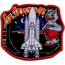 NASA National Aeronautics & Space Administration SP-233 STS-134 Patch - $11.87