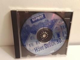 Home Design 3D (Windows, 1997, Expert Software) - $6.92