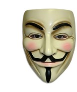V For Vendetta - Mask  - Adult - Guy Fawkes - Anonymous - $5.97