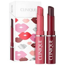 Clinique Almost Lipstick Duo: Black Honey + Pink Honey - NIB - $18.50
