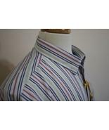Visconti Men's Long Sleeve Button Down Dress Shirt size XL - $26.23