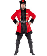 Russian Cossack Costume - XS-XXL , Bond Villain / National Dress - $93.58