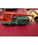 Lesney Matchbox Series #30 8 Wheel Crane L2 - $7.91