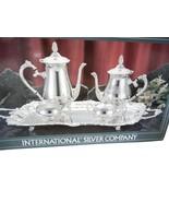 Nuevo en The Box International Plata Co. Bañado 5 Piece de Té / Juego Café - $153.36