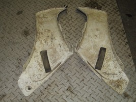 SUZUKI 2004 QUADSPORT 250 2X4 SIDE PLASTIC    PART 31,671 - $60.00