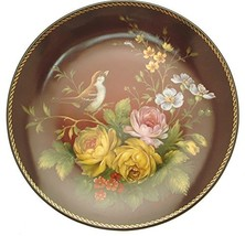 Bradford Exchange Collector plate Splendor Flights of Fancy Ornamental Art of Ol - $35.67