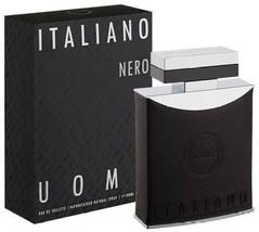 Italiano Uomo Nero By Armaf Pour Homme EDP-SPRAY, 100 Ml, Genuine Product. - $34.99