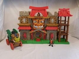 Fisher Price Imaginext Samurai Ninja Tiger Face... - $43.02