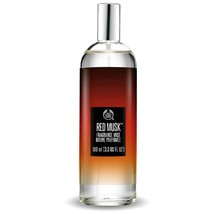 The Body Shop Red Musk Fragrance Mist,100ml Body Spray Brume Parfume - $34.29