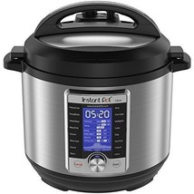 Instant Pot Ultra 6 Qt 10-in-1 Multi- Use Programmable Pressure Cooker S... - $400.23