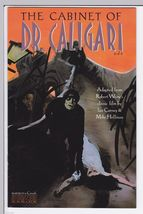 The Cabinet Of Dr. Caligari #1 - 3 - Monster Comics - June 1992 - Part 2... - $4.95