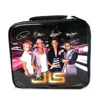 Jls Lunch Bag - Black/gold - $12.49