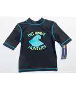 Cherokee Boys Rash Guard Swim Shirt UPF 50+ Big... - $7.69
