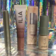 NEW Ilia Liquid Light Serum Highlight + Mascara + Color Haze Full BEFORE TODAY image 1