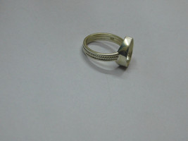 925 sterling Silver mount Ring, Pear- 10X14 mm,RI-0327,ring,all size ava... - $13.20