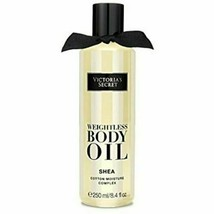 Victoria's Secret Cotton Moisture Complex Shea Body Oil 8.4 oz - $56.95