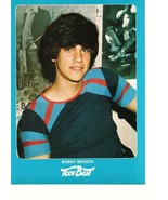Robby Benson teen magazine pinup clipping in his bedroom Teen Beat Ice C... - $3.00