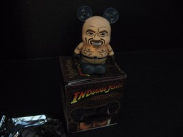 "New Vinylmation Disney Indiana Jones 3"" Series One Mechanic Figurine - $8.59"