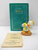 """Disney WDCC """"Tag-Along Trouble"""" LOUIE Mr. Duck Steps Out in Box with COA - $52.49"""