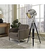 NAUTICALMART Designer Royal Modern Tripod Floor Lamp For Living Room - $399.00