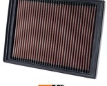 K&N Replacement Air Filter Fits Land Rover Lr2 3.2L; 2008 33-2414