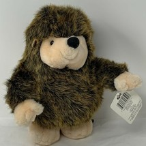 "Vintage Russ Berrie Caress Soft Pets HORATIO Hedgehog Plush 10"" Tall Stuffed Toy - $15.83"