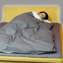 High Frequency Shielding Bedding from Steel-Gray - $264.10