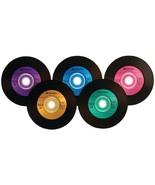 Verbatim 94587 700MB 80-Minute Digital Vinyl CD-Rs (50-ct Spindle) - $38.34