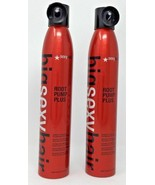 Sexy Hair Root Pump +Plus Spray Mousse 10.6oz (pack of 2) - $37.61