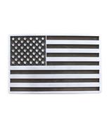 New Vintage American USA Flag Rectangle Belt Buckle Gurtelschnalle - $8.47