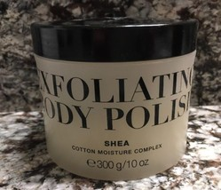 Victoria's Secret Shea Exfoliating Body Polish 10oz Tub - $59.35