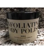 Victoria's Secret Shea Exfoliating Body Polish 10oz Tub - $59.35