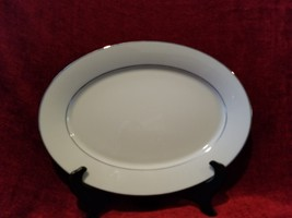 "Lenox Cosmopolitan Maywood 16"" x 11 1/2"" Oval Serving Platter - $75.23"