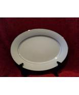 "Lenox Cosmopolitan Maywood 16"" x 11 1/2"" Oval Serving Platter - $75.23"