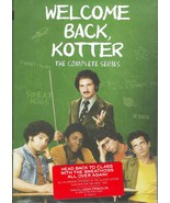 Welcome Back Kotter The Complete Series DVD Box Set Brand New - $31.95