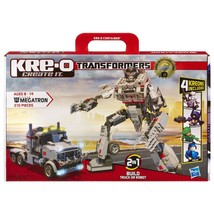 Hasbro Kre-o Transformers Megatron Action Figure - $135.58