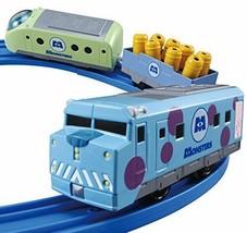 Plarail Disney Pixar Dream Railway Monsters Scale Alert Rain Limited Japan - $46.74