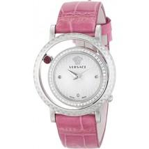 Versace VDA050014 Venus Silver Dial Ladies Diamond Watch - $2,578.91