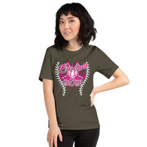 Baseball Mom T Shirt. Cool Art Print. Cute Youth League Fan Tee. Gift for Her B3 - $28.00+