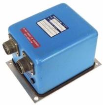 "MTS TEMPOSONICS DCTM-2333 ELECTRONIC BOX 4"" STROKE DCTM2333"