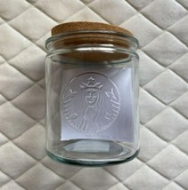Starbucks logo Glass Canister 2021 Limited From Japan - $62.69