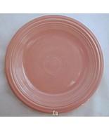 Homer Laughlin Fiesta Rose Round Platter - $11.29