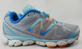 New Balance 880V 4 Tamaños Us 8M (B) Eu 39 Mujer Zapatillas para Correr Plata